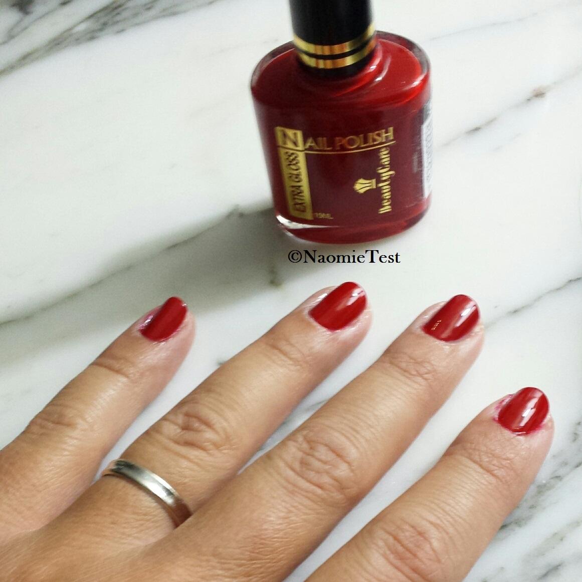 Nail Color Etiquette: Nail Polish